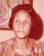 Ellorine Walker, Chairman, 1983–1995