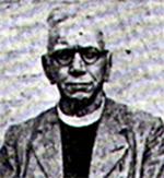 Reverend E. Armon-Jones