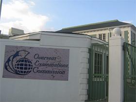 OEC building