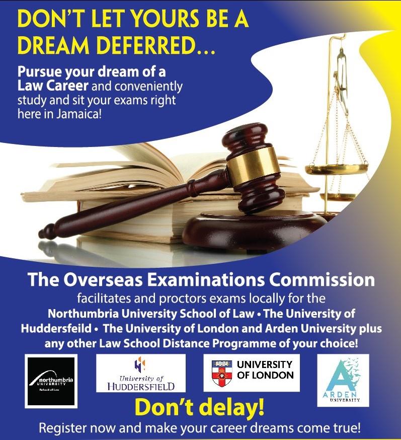 OEC Law Students ad