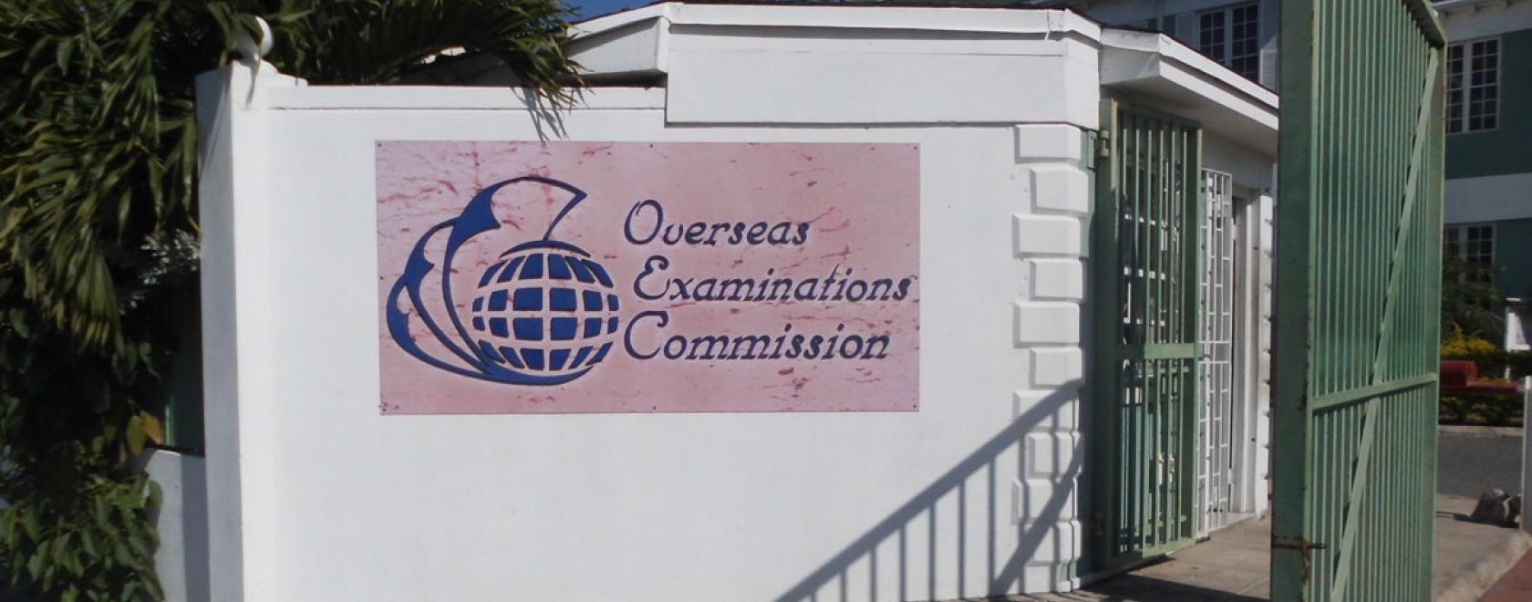 OEC entrance