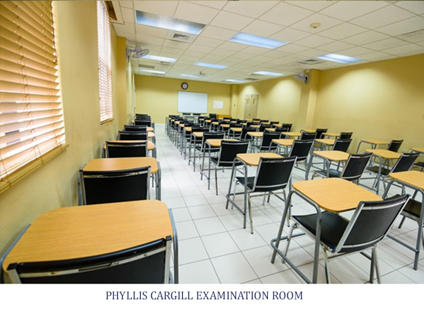 Phyllis Cargill Examination Room - Rear View
