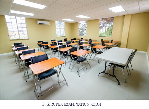 E. G. Roper Examination Room