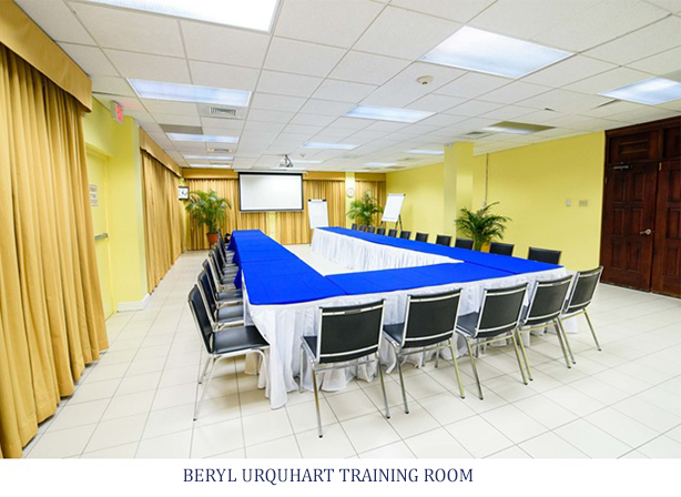 Training Conference Room - Rear View